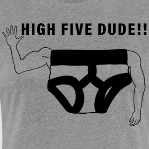 High Five - T-shirt Premium Femme