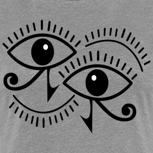 horus eye - Women's Premium T-Shirt