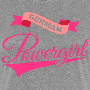 Powergirl02 - Women's Premium T-Shirt