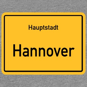 City of Hannover - Dame premium T-shirt