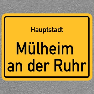 Capital M lheim an der Ruhr - Women's Premium T-Shirt
