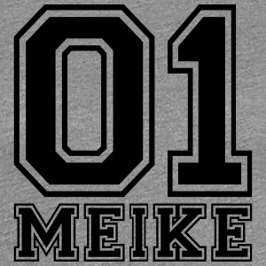 Meike - Name - Women's Premium T-Shirt