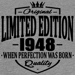 Limited edition 1948 - Frauen Premium T-Shirt