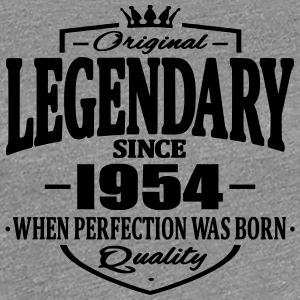 Legendary sedan 1954 - Premium-T-shirt dam