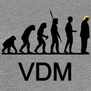 VDM Evolution Trump - Premium-T-shirt dam