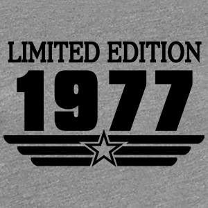 1977 Birthday - Women's Premium T-Shirt