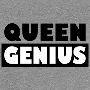 Queen Genius - Frauen Premium T-Shirt
