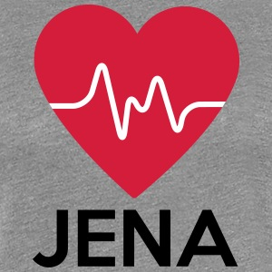 heart Jena - Women's Premium T-Shirt