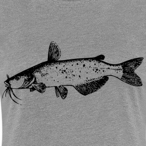 Catfish anglers - Women's Premium T-Shirt