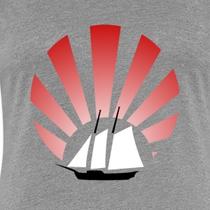 Ship - Women's Premium T-Shirt