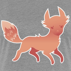 Fox - Women's Premium T-Shirt
