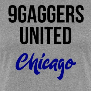 9gagger Chicago - Women's Premium T-Shirt