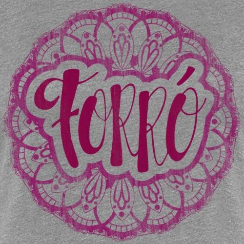 Forró Ornament -r- - Frauen Premium T-Shirt
