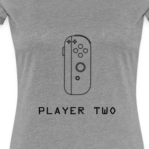 ¿Ready PLayer Two? - Vrouwen Premium T-shirt
