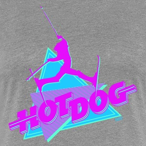 Hot Dog The Movie - T-shirt Premium Femme