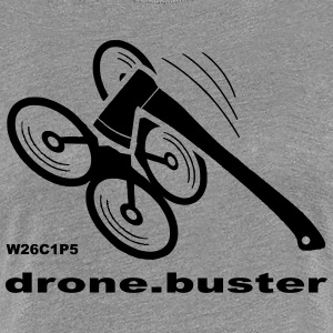 drone-buster - T-shirt Premium Femme