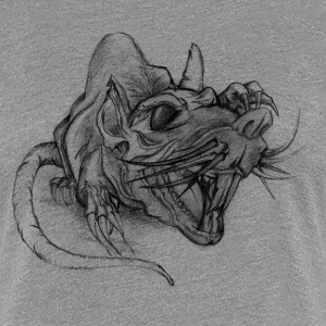 rat - Women's Premium T-Shirt
