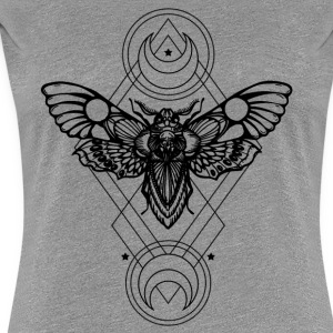 butterfly tattoo - Women's Premium T-Shirt