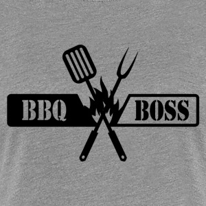 BBQ BOSS - Women's Premium T-Shirt
