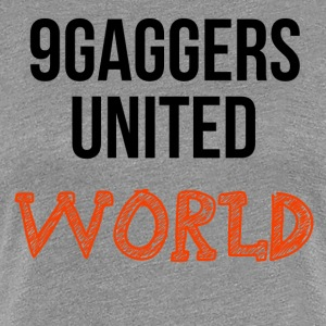 9gagger World - Women's Premium T-Shirt