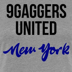 9gagger New York - Premium T-skjorte for kvinner