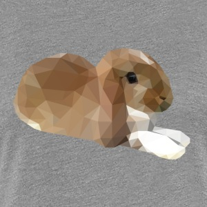 Relaxing Small Rabbit - Frauen Premium T-Shirt