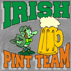 Irish Équipe potable Pint - T-shirt Premium Femme
