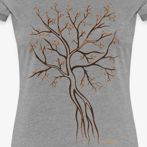 Silhouette - T-shirt Premium Femme