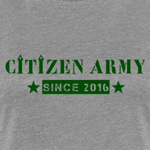 Citizen Tripad green - Premium-T-shirt dam