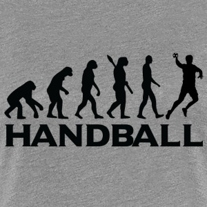 evolution HANDBALL bt - Frauen Premium T-Shirt