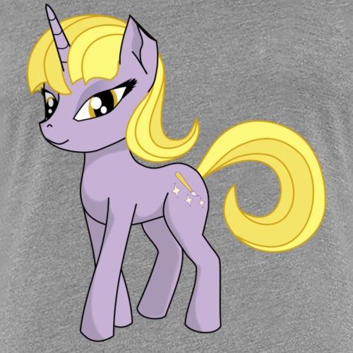 Süsses Unicorn - Frauen Premium T-Shirt