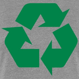 Earth Day Recycle - Frauen Premium T-Shirt