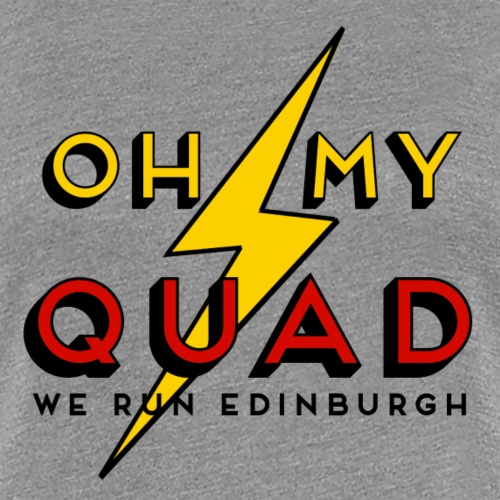 OH MY QUAD - Women's Premium T-Shirt