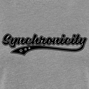 Synchronicity - Dame premium T-shirt