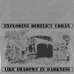 Urban Explorer - Women's Premium T-Shirt