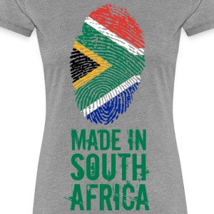 Made In South Africa / South Africa - Women's Premium T-Shirt