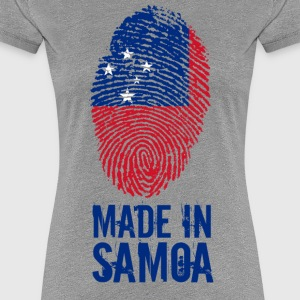 Made in Samoa - T-shirt Premium Femme