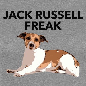 Jack Russel Freak - Women's Premium T-Shirt