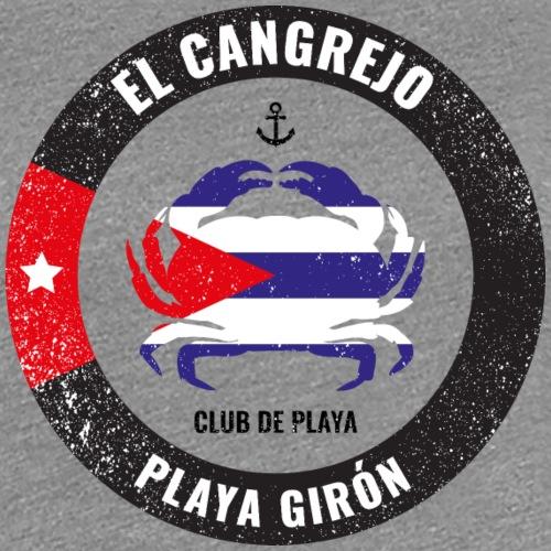 EL CANGREJO - Frauen Premium T-Shirt