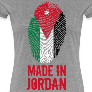Made in Jordanië / Made in Jordanië الأردن - Vrouwen Premium T-shirt