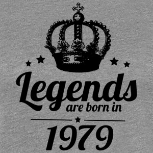 Legends 1979 - Women's Premium T-Shirt