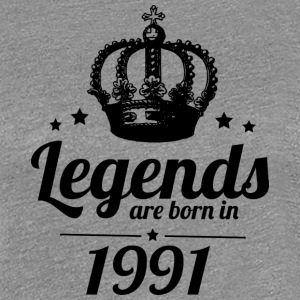Legends 1991 - Women's Premium T-Shirt