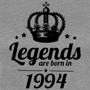 Legends 1994 - Women's Premium T-Shirt