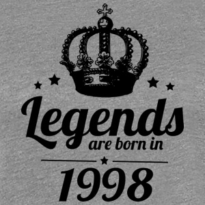 Legends 1998 - Women's Premium T-Shirt