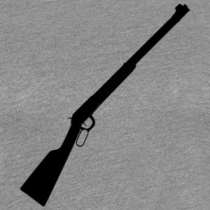 Rifle / Shotgun Rifle & Hunting Rifle Fans - Dame premium T-shirt