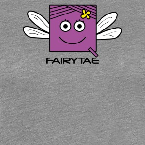 Fée 'FAIRYTAE' Princess | Qbik Design Series - T-shirt Premium Femme