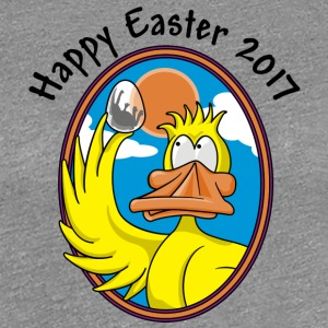 Happy Easter 2017 - Women's Premium T-Shirt