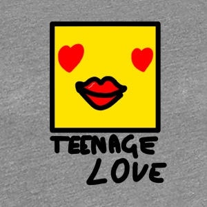 Self Picture Girl: Teenage Love - T-shirt Premium Femme