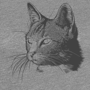 Beautiful cat - T-shirt Premium Femme