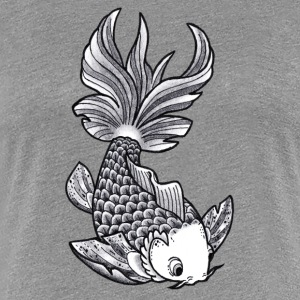 Poissons Tattoo Flash - T-shirt Premium Femme
